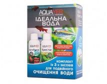 Идеальная вода Aquayer комплект для двойного очищения воды