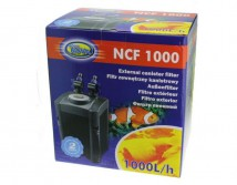 Внешний фильтр Aqua Nova NCF-1000 до 300л