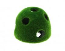 Декорация Aqua Nova зеленый холм 126#-8 8x6 cм