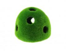 Декорация Aqua Nova зеленый холм 127#-9 9x7cм