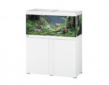 Аквариумный комплект Eheim vivaline LED 180 литров с тумбой, освещение 1x17W, цвет белый