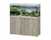 Аквариумный комплект Eheim vivaline LED 240 литров с тумбой, освещение 1x20W, цвет серый дуб