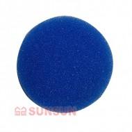 Фильтрующая губка для фильтра SunSun HW-602 крупнопористая