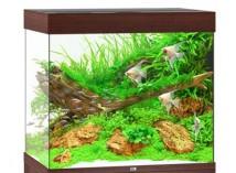 Аквариумный комплект Juwel Lido 200 LED коричневый, 200 литров