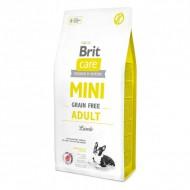Сухой корм Brit Care GF Mini Adult Lamb 7 kg (для взрослых собак миниатюрных пород)