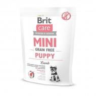 Сухой корм Brit Care GF Mini Puppy Lamb 0,4 kg (для щенков и молодых собак миниатюрных пород)