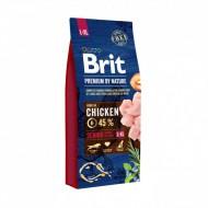 Brit (Чехия) Сухой корм Brit Premium Senior L+XL 15 kg (для пожилых собак крупных и гигантских пород)