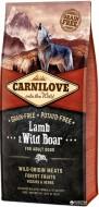 Сухой корм Carnilove Adult Lamb & Wild Boar 12 kg (для взрослых собак)