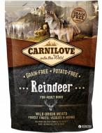 Сухой корм Carnilove Adult Raindeer 1.5 kg (для взрослых собак)