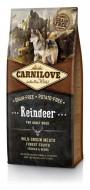 Сухой корм Carnilove Adult Raindeer 12 kg (для взрослых собак)