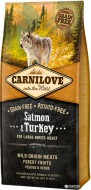 Сухой корм Carnilove Adult Large Breed Salmon & Turkey 12 kg (для взрослых собак крупных пород)