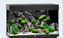 Аквариумный комплект Juwel Rio 125 LED черный, 125 литров
