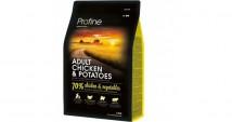 Сухой корм Profine Adult Chicken & Potato 3 kg (для взрослых собак)