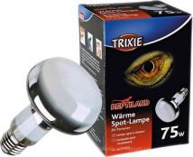 Лампа рефлекторная Trixie 75W обогрева тропических террариумов, цоколь Е27