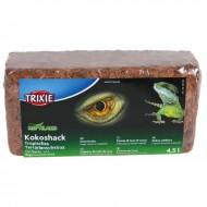 Наполнитель кокосовая стружка для террариума Тrixie 4,5 литра