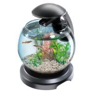 Аквариум Tetra Cascade Globe Black 6.8 л черный