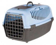 Переноска для животных Trixie Capri I до 6 кг, синяя