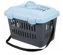 Переноска для животных Trixie Midi-Capri до 5 кг, синяя