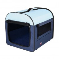 Переноска для животных Trixie T-Сamp до 12 кг, синяя