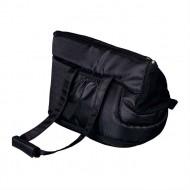 Сумка-переноска для животных Trixie Riva Carrier до 5 кг, чёрная