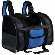 Рюкзак-переноска для животных Trixie Connor Backpack до 8 кг, черный