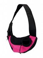 Сумка-переноска для животных Trixie Sling Front Carrier до 5 кг, розовая