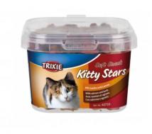 Витаминизированное лакомство-звездочки Trixie Kitty Stars для котов и кошек, 140 грамм