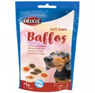 Мягкое лакомство Trixie Soft Snack Baffos для собак, 75 грамм