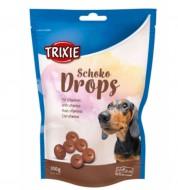 Витаминные шоколадные дропсы Trixie Chocolate Drops для собак, 350 грамм