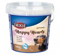Мягкое лакомство Trixie Soft Snack Happy Hearts для собак, 500 грамм