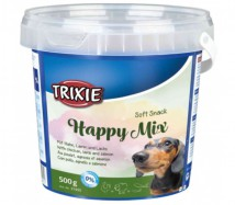 Trixie Мягкое лакомство Trixie Soft Happy Mix для собак, 500 грамм