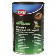 Витаминно-минеральная добавка Trixie 50 гр для рептилий и амфибий