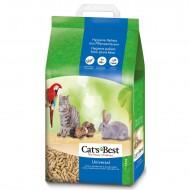 Наполнитель древесный Cats Best Универсал 7 литров