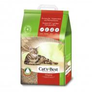 Наполнитель древесный Cats Best Original 20 литров