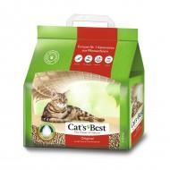 Наполнитель древесный Cats Best Original 10 литров