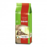 Наполнитель древесный Cats Best Original 40 литров