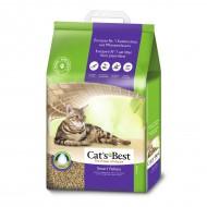 Наполнитель древесный Cats Best Smart Pellets 20 литров