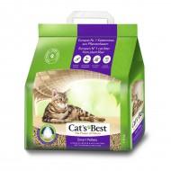 Наполнитель древесный Cats Best Smart Pellets 10 литров