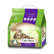Наполнитель древесный Cats Best Smart Pellets 5 литров