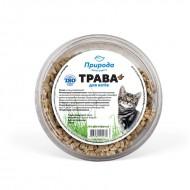 Трава для кошек ТМ Природа 70 грамм