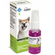 Спрей противогрибковый ТМ Природа ProVET МикоСтоп 30 мл для котов и собак