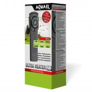 Терморегулятор пластиковый Aquael Ultra Heater 50W с электронным термостатом