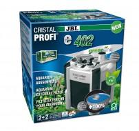 Внешний фильтр JBL CristalProfi e402 greenline, 4W и 450 л/ч