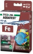Тест JBL ProAquaTest Fe для определения концентрации железа в воде на 50 измерений