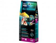Корм всесезонный JBL ProPond All Seasons M 5,8kg плавающий для средних кои и других прудовых рыб