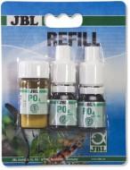 Реагент для теста JBL Test PO4 для определения концентрации фосфатов в воде на 50 измерений
