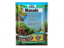 Питательный грунт JBL Manado 10 литров, для аквариумных растений