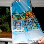 Пакет JBL Fish Bag L большой для транспортировки рыб, 24x52 см