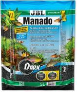 JBL (Германия) Грунт JBL Manado Dark 1,5-2,5 мм, чёрный 3 л