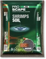 Специальный грунт JBL ProScape Shrimps Soil BROWN 9 л, для аквариума с креветками